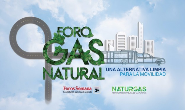 Gas natural, una alternativa limpia para la movilidad